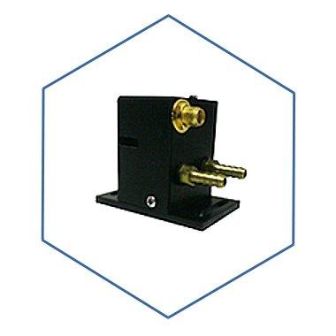 Acousto-optic mode lockers