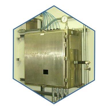 Luminar 3060 Process NIR Analyzer with Built-in Multiplexer